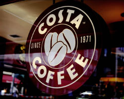 costa coffie